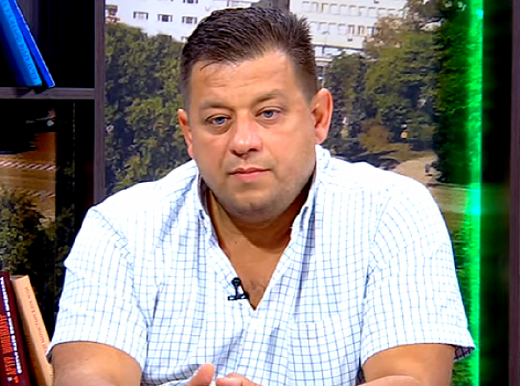 Николай Марков, експерт