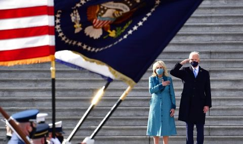 Джо Байдън: САЩ вече няма да отстъпват пред агресията на Русия