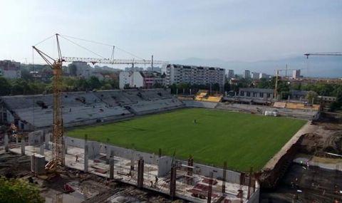 Ексклузивно: Стадион