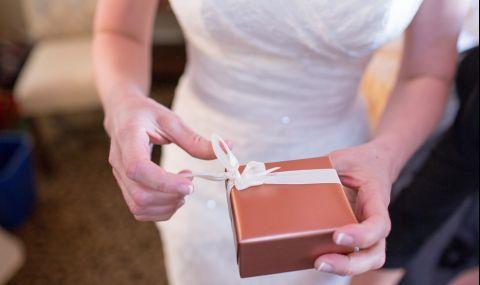 Булка избяга от сватбата си, след като отвори подаръка от свекърва си