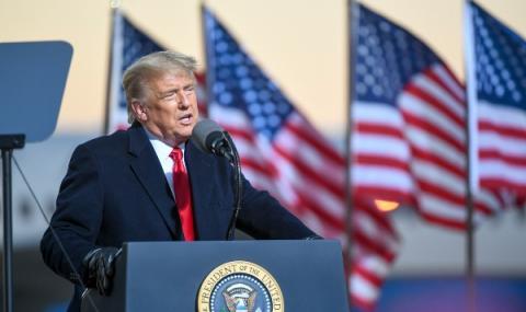 Доналд Тръмп обръща вота във важни щати