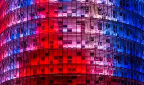 Барселона се възражда чрез офисите