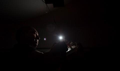 Криза! Венецуела отново остана на тъмно (СНИМКИ)
