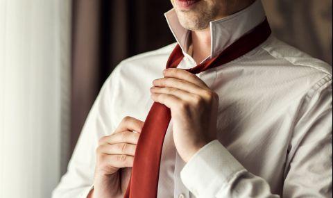Как да носим правилно вратовръзка? (ВИДЕО)