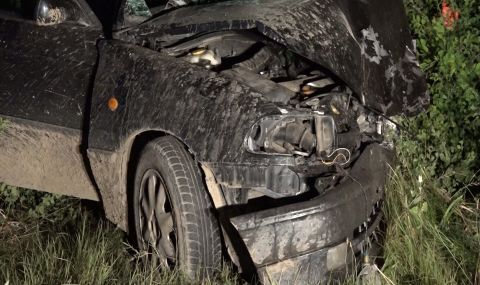 Тежка катастрофа затвори пътя между Велико Търново и Русе