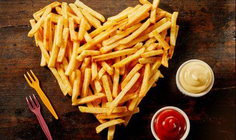 Най-скъпите пържени картофи на света струват... (ВИДЕО+СНИМКИ)