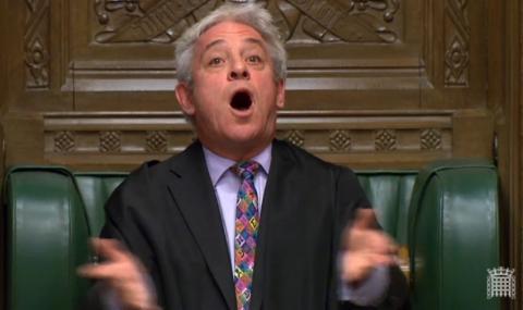 Няма да има ново гласуване в парламента за Брекзит