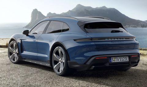 Конфигурирахме електрическото комби на Porsche за 500 хиляди лева - 2