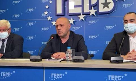 Дончев към Хаджигенов: И аз мога да покажа CV и Excel таблица и да кажа, че има подслушвания