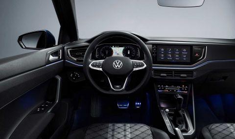 Обновеното Polo копира по нещо от всеки модел на Volkswagen - 7