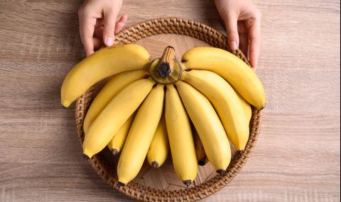 Радиоактивни ли са бананите ?