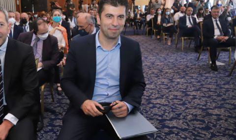 Кирил Петков се надява инициативата