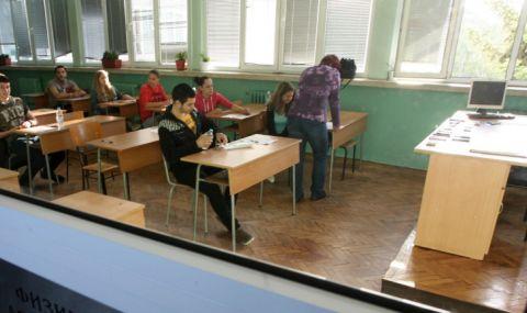 Големите ученици се връщат в класните стаи по график