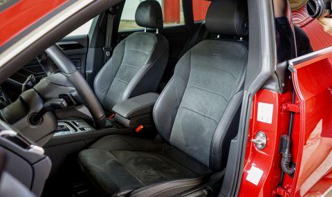 Тествахме VW Arteon Shooting Brake. Може ли едно комби да е стилно и практично? - 19