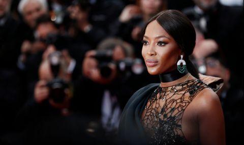 Наоми Кембъл позира гола в Африка (СНИМКИ)