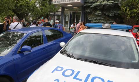 Освободиха всички арестувани протестиращи в София