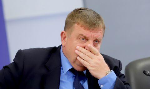Ето какво каза Каракачанов за обединението на патриотите и предстоящите избори