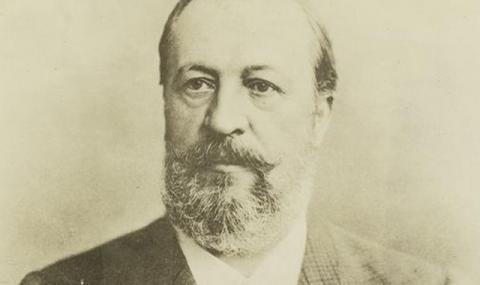 26 януари 1891 г. Умира Николаус Ото
