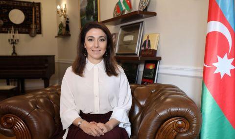 Наргиз Гурбанова: Икономическите отношения са важен компонент на стратегическото ни партньорство (ВИДЕО)