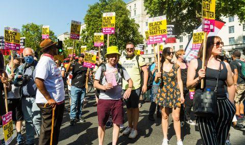 Великобритания забрани протести по магистралите - 1