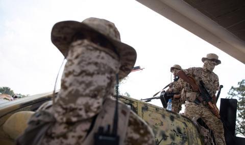Чуждестранните бойци да напуснат Либия, призова ООН