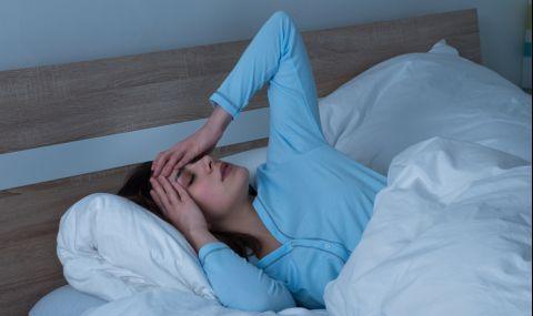 Как сънят увеличава риска от инсулт