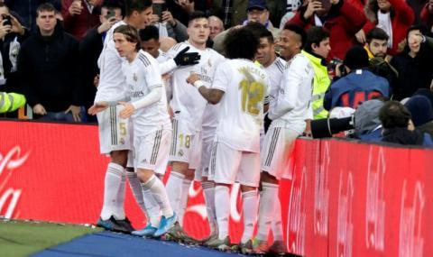 Реал надделя над Севиля в мач с много въпросителни
