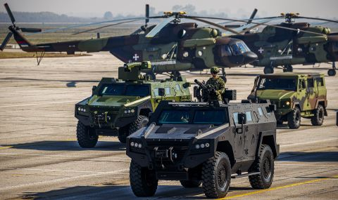 В Сърбия отново заговориха за връщането на задължителната военна служба - 1