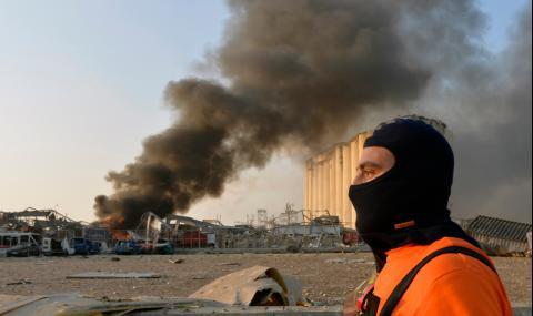 Експерт за експлозиите в Ливан: