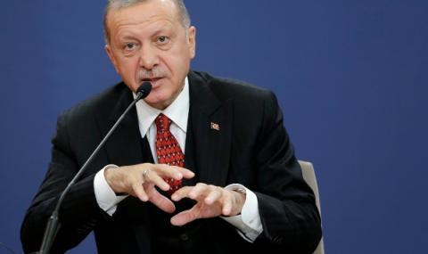 Ердоган готов да отвърне на атаката
