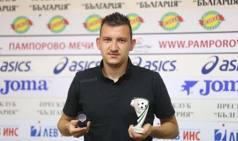 Валентич: Най-важното за Ботев Пловдив в момента е Тодор Неделев да преподпише