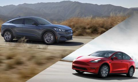 Прогноза: След кризата Tesla ще стане по-силна от всеки друг автомобилен производител