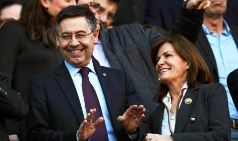 Разправиите в Барселона нямат край, завеждат дело срещу..
