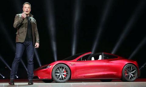 Мъск: Предложих на Apple да купи Tesla