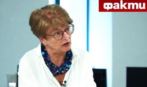 Копринка Червенкова: Борисов се страхува от блуждаещия куршум, който го чака