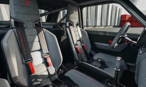 Възроденото Renault 5 Turbo дебютира с класически дизайн и нови технологии - 6