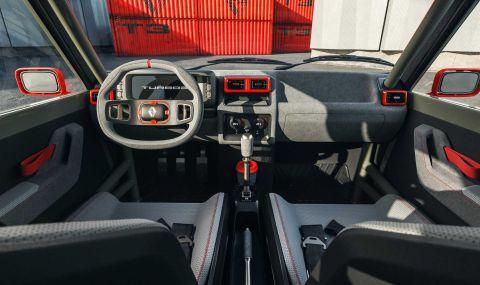 Възроденото Renault 5 Turbo дебютира с класически дизайн и нови технологии - 8