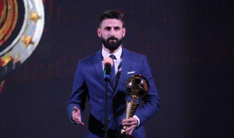 Димитър Илиев бе избран за Футболист номер 1 за март