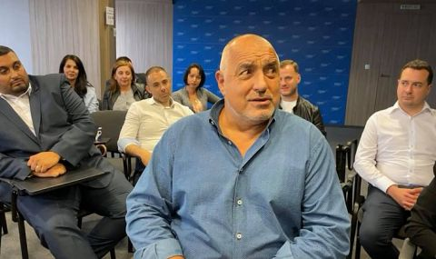 Борисов: В Европа ми имат телефона, за разлика от тези, които сега са на власт