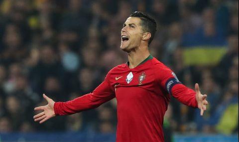 Роналдо: Чакам Европейското първенство, сякаш ми е първото