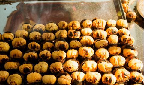 Рецепта на деня: Печени кестени