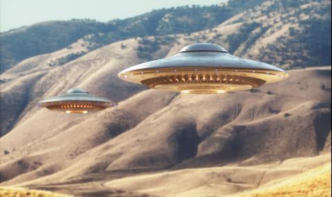 ВМС на САЩ потвърдиха автентичността на ВИДЕО, заснело НЛО