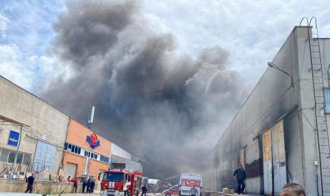 Още няма версии за пожара в Пловдив
