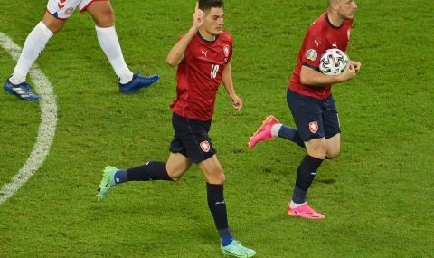 UEFA EURO 2020: Най-красивият гол на първенството е на Патрик Шик (ВИДЕО)