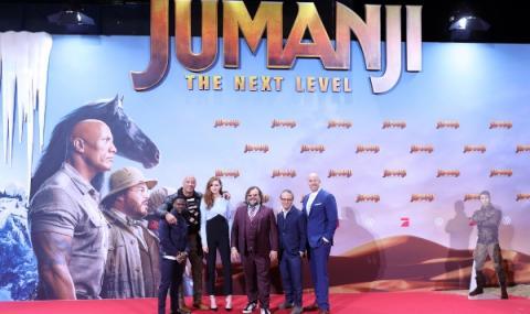 """Идва нов филм """"Джуманджи"""""""