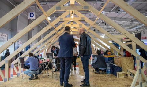 Иновации и богата съпътстваща програма ни предлага Архитектурно-строителна седмица от 25 до 28 февруари