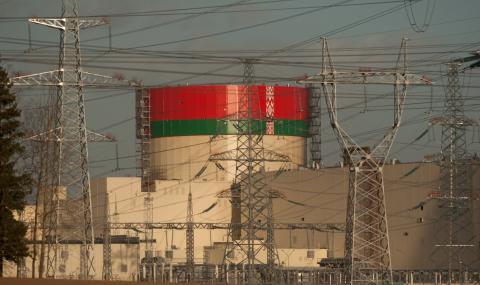 Беларуската АЕЦ ще осигурява 40% от енергията на страната