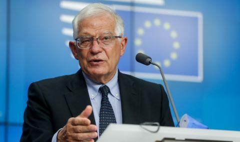 ЕС призова парламентът в Тунис да бъде възстановен - 1