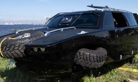 Ново всъдеходно превозно средство за руските военни
