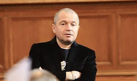 Тошко Йорданов сътвори нов скандал в НС с ГЕРБ - 1